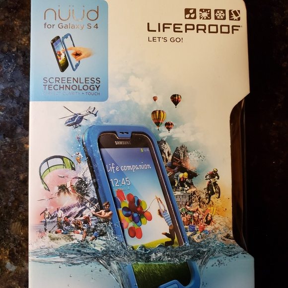 LifeProof case NUUD for Galaxy S4 8f53831451